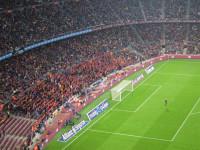 El Camp Nou dedica un 'Tebas, vete ya' con pañolada al presidente de LaLiga