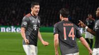 El Bayern, el Arsenal y el PSG, también a octavos
