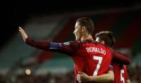 Doblete de Cristiano Ronaldo ante Letonia y Portugal persigue a Suiza