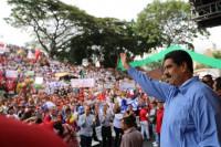 Maduro convoca un diálogo entre estudiantes 'chavistas' y opositores