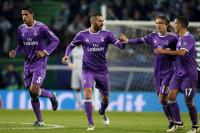 Benzema resuelve el lío en Lisboa