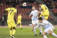 El punto de penalti frustra el botín del Villarreal en Suiza