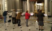 Unos 4.700 valencianos despiden a Rita Barberá