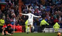 Real Madrid - Sporting: El líder sufre bajo la lluvia (2-1)