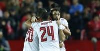 El Sevilla no perdona ante el Valencia y el Espanyol supera al Leganés