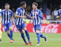 El Alavés ejerce de nuevo de 'matagigantes' y asalta al Villarreal en El Madrigal