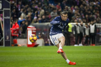 Bale, intervenido con éxito de la lesión en el tobillo derecho