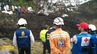 Concluye el rescate de los cuerpos de los 71 muertos en el accidente del Chapecoense