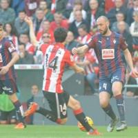 Athletic y Eibar pugnan por Europa y el Celta busca acercarse en el Villamarín