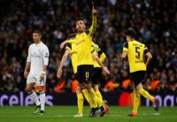 Real Madrid - Dortmund: El liderato viaja para Alemania (2-2)