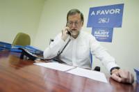 Trump llama a Rajoy un mes después de su elección