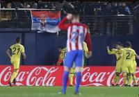 El Villarreal manda al Atlético a la enfermería