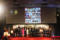 Rajoy entrega las medallas de oro a Nadal, Belmonte, Craviotto o Beitia