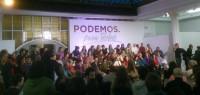 Iglesias lanza su campaña para Vistalegre II arropado por más de 50 cargos