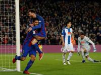 El Barça gana el derbi del '10'
