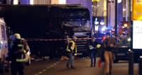 Nueve muertos por un atropello masivo en un mercado navideño de Berlín