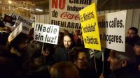Iglesias critica el pacto del PP y PSOE contra la pobreza energética