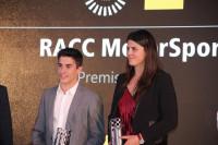 Marc Márquez y Laia Sanz, triunfadores en los Premios RACC MotorSport 2016
