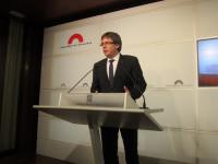 Puigdemont funda el Pacto por el Referéndum para lograr una consulta