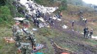 El informe colombiano concluye que el avión de LaMia tenía poco combustible