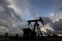 El barril de petróleo Brent cae hasta los 55 dólares