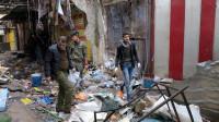 Al menos 25 muertos por un doble atentado contra un mercado en el centro de Bagdad
