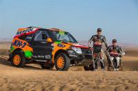 El Dakar 2018 regresa a Perú y amplía el recorrido en dos etapas