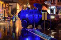 Un detenido en una operación policial para arrestar al autor del atentado en Estambul