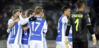 La Real deja tocado (3-1) al Villarreal y Alcorcón y Córdoba firman tablas