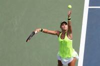 La estadounidense Lauren Davis conquista su primer título WTA en Auckland