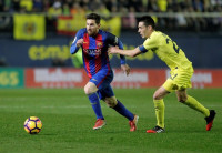 El Barça se deja otro trozo de Liga en el Estadio de la Cerámica
