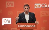 Dos afiliados de Ciudadanos se enfrentarán a Rivera en primarias