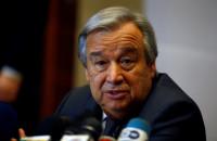 Guterres acusa a Trump de ir