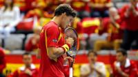 Pablo Carreño culmina la remontada de la 'Armada' y cita a España con Serbia en cuartos de final