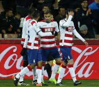 El Granada toma aire ante Las Palmas y empaña el debut de Jesé Rodríguez