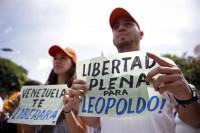 Leopoldo López convoca a los venezolanos a salir a las calles en el tercer aniversario de su detención