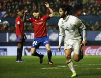 Isco desatasca al Madrid en El Sadar