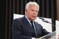 Felipe González dice que Susana Díaz