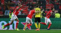 El Benfica frena la efectividad del Dortmund en Da Luz