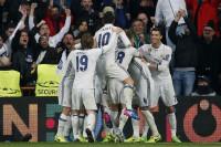 Real Madrid - Napolés: El campeón saca pecho (3-1)