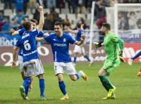 El Cádiz no pasa del empate y el Oviedo tumba al Getafe
