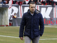 Rubén Baraja, destituido como entrenador del Rayo Vallecano