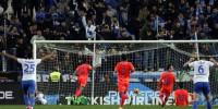 El Málaga se reencuentra con la victoria casi tres meses después