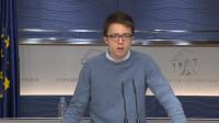 Errejón confirma que será el portavoz de Unidos Podemos en la Comisión Constitucional del Congreso