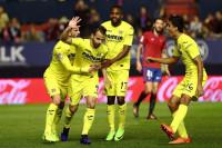 El Villarreal hunde a Osasuna, el Granada cree en la salvación y el Espanyol empata en Vigo