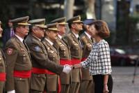 Cospedal cumple cuatro meses al frente del Ministerio de Defensa sin renovar la cúpula militar