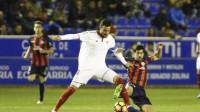 El Alavés frena con argumentos la buena dinámica del Sevilla