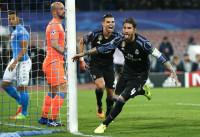 La fe de Ramos mete al Real Madrid en cuartos