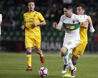 Elche y Alcorcón empatan sin goles en el partido inaugural de la jornada 29