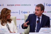 Zapatero defiende que Susana Díaz es